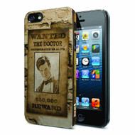 Doctor Who 11th Mercy Treatment iPhone 5 Case -- DEC131983