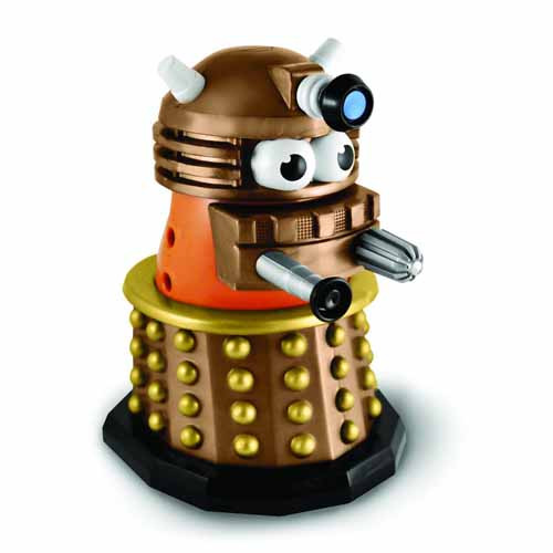 Mr Potato Head Doctor Who Dalek -- DEC131990