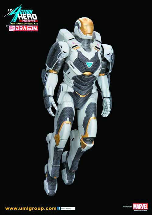 Iron Man 3 Mk.39 Starboost PX Ahv -- Avengers -- DEC132025