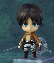 Attack On Titan Eren Yeager Nendoroid -- DEC132026