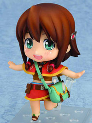 Gargantia On The Verdurous Planet Amy Nendoroid -- DEC132028