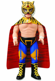Sofubi Fighting Series #02 Shodai Tiger Mask -- Medicom -- DEC132049