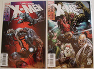 Uncanny X-Men 481, 482, 483, 485, 486 Shi'Ar Empire Brubaker Tan -- COMIC00000089-001