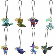 Monster Hunter Mascot Trad Figure 10pc Display G10 --Bandai -- DEC132062