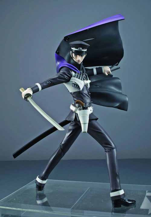 Smt Devil Summoner Raidou Gcc Dx PVC Figure -- DEC132068