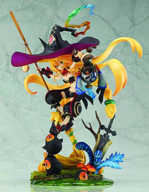 Wathk Swamp Witch Metallica PVC Figure -- DEC132070