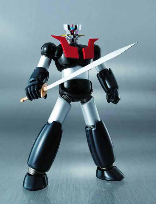 Src Mazinger Z Action Figure -- DEC132075