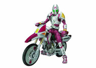 Kamen Rider Garren with red Rhombus S.H.Figuarts Set -- DEC132081