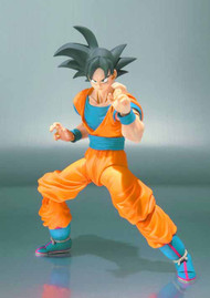 Dragonball Z DBZ Son Goku S.H.Figuarts Action Figure -- DEC132082