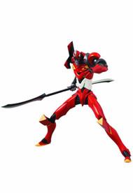 Evangelion 3.0 Eva-02 Gamma Real Action Hero RAH -- Medicom -- DEC132092