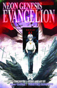 Neon Genesis Evangelion 3-in-1 Edition TPB Vol 04 -- DEC132098