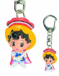 Princess Knight Figural Keychain -- DEC132123