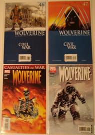 Wolverine 2003 46, 47, 48, 49, 50, 51, 52, 53 Uncanny X-Men -- COMIC00000092-003