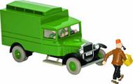 Tintin Transports Police Wagon -- DEC132136