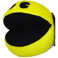 Pac-Man Plush With Sound 4in -- DEC132138