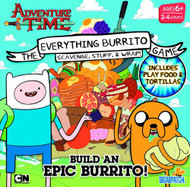 Adventure Time Everything Burrito Game -- DEC132150