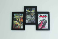 Triple Comic Book Pod Mus Edition Disp Frame Assortment -- DEC132166