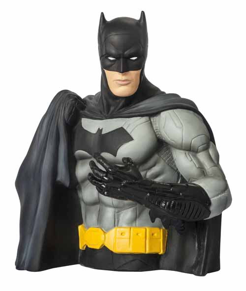 Batman New 52 PX Bust Bank -- Dark Knight DC Comics -- DEC132170