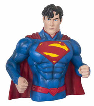 Superman New 52 PX Bust Bank -- DC Comics -- DEC132171