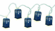 Doctor Who Tardis String Lights -- DEC132191