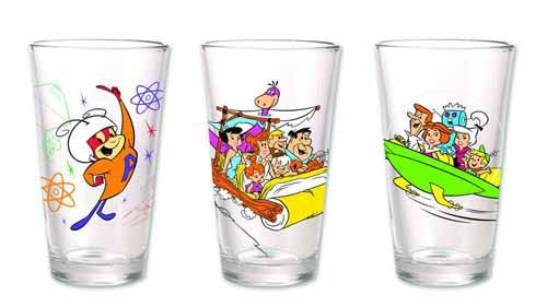 Toon Tumblers Secret Squirrel Pint Glass -- DEC132201