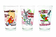 Toon Tumblers Marvin The Martian Pint Glass -- DEC132208
