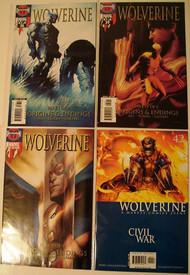 Wolverine 2003 36, 39, 40, 42, 43, 44, 45, 46 Uncanny X-Men -- COMIC00000094-001