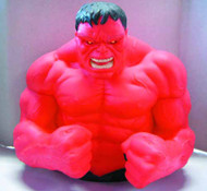 Red Hulk Bust Bank -- Avengers -- DEC132217