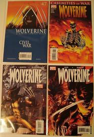 Wolverine 2003 47, 48, 50, 51, 52, 53, 56 Uncanny X-Men -- COMIC00000094-002