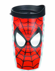 Tervis Spider-Man Mask Wrap with lid 10oz Wavy Tumbler -- DEC132224