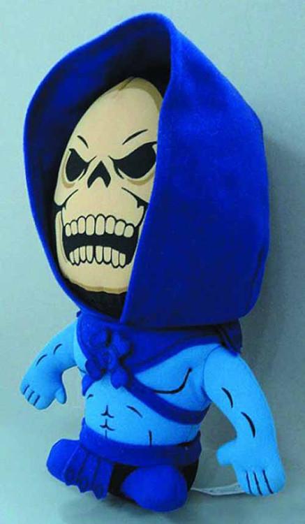 Masters of the Universe MOTU Skeletor Super Deformed Plush -- DEC132228