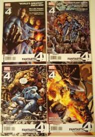 Fantastic Four 554, 555, 556, 557, 558, 559, 560 Millar Hitch -- COMIC00000095-001
