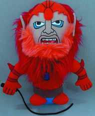 Masters of the Universe MOTU Beast Man Super Deformed Plush -- DEC132229