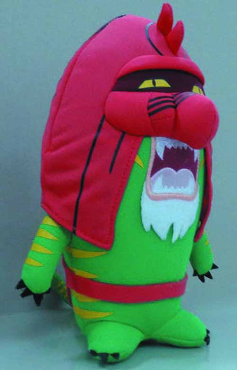 Masters of the Universe Battle Cat Super Deformed Plush -- DEC132231