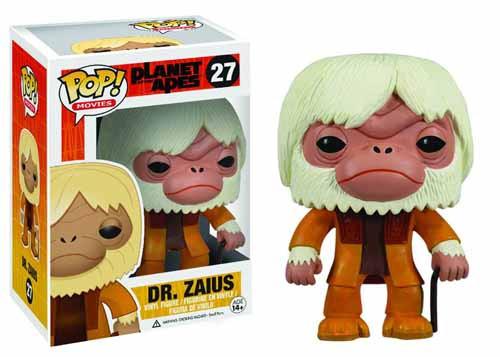 Pop Planet of the Apes POTA Dr Zaius Vinyl Figure -- DEC132256