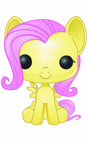 Pop My Little Pony Fluttershy Vinyl Figure -- DEC132265