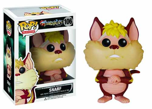 Pop Thundercats Snarf Vinyl Figure -- DEC132286