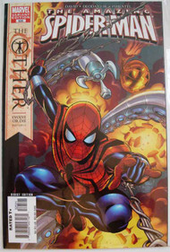 Amazing Spider-Man 525 -- Part 3 Mike Wieringo Variant -- COMIC00000096-003