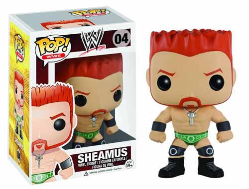 Pop WWE Sheamus Vinyl Figure -- DEC132300