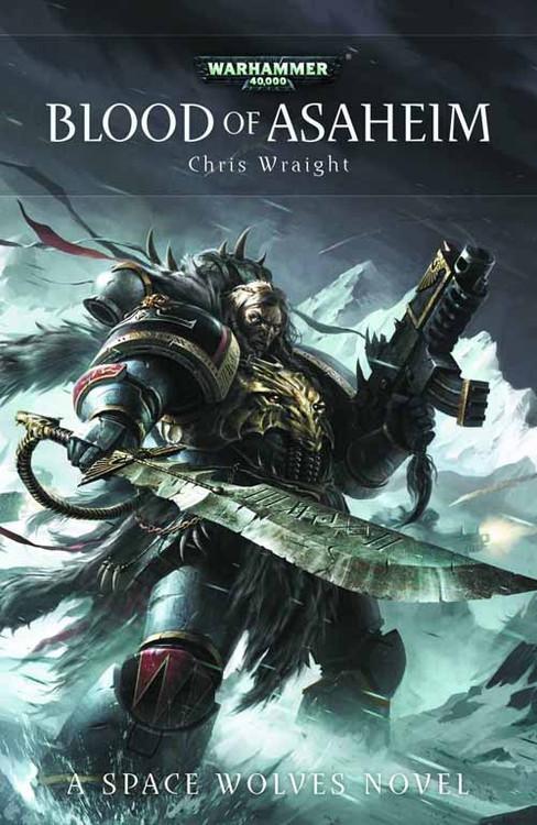 Warhammer 40k Blood Of Asaheim SC -- DEC132309