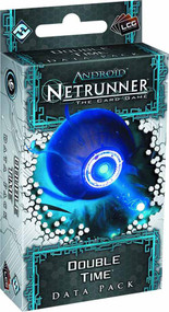 Android Netrunner LCG Double Time Data Pack -- DEC132315