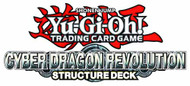 Yu Gi Oh TCG Structure Deck Cyber Dragon Revolution Display -- DEC132321