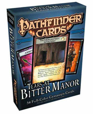 Pathfinder Campaign Cards Tears At Bitter Manor -- DEC132324