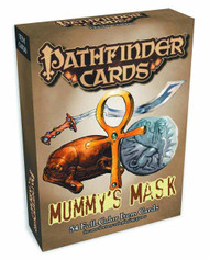 Pathfinder Cards Mummys Mask Item Cards Deck -- DEC132325