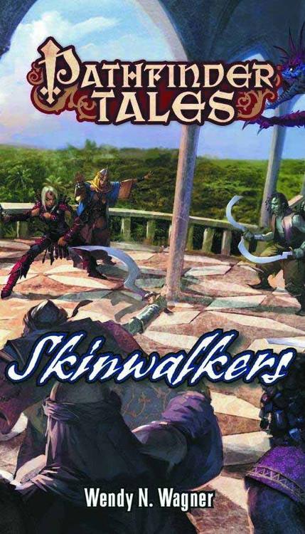 Pathfinder Tales Skinwalkers -- DEC132329