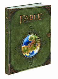 Fable Anniv Collectors Edition Official Players Guide HC -- DEC132330