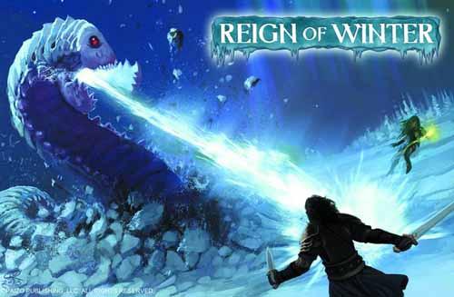 Pf Battles Encounter Pack Reign Of Winter -- DEC132344