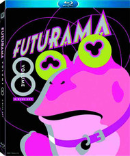 Futurama BD Vol 08 -- DEC132346