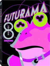 Futurama DVD Vol 08 -- DEC132347