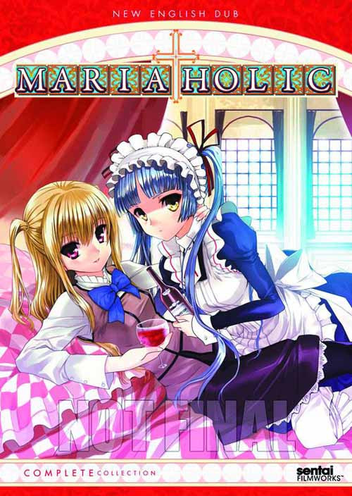 Maria Holic Complete Collection DVD -- DEC132362